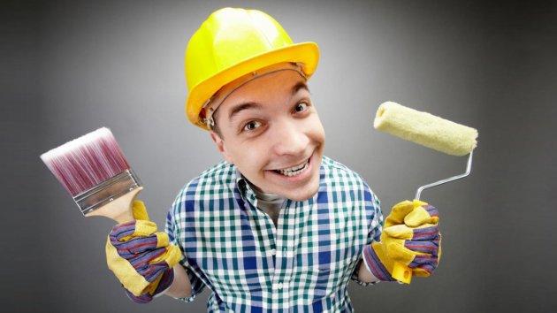 Изображение строителя