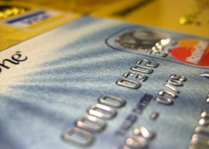 Изображение банковской карты